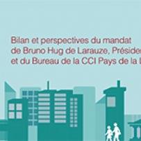 Bilan de mandature Bruno Hud de Larauze